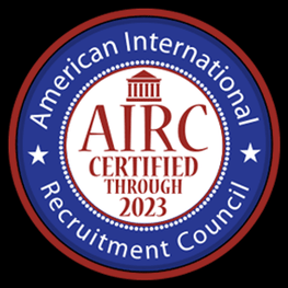 AIRC - American International Recruitment Council  Logo